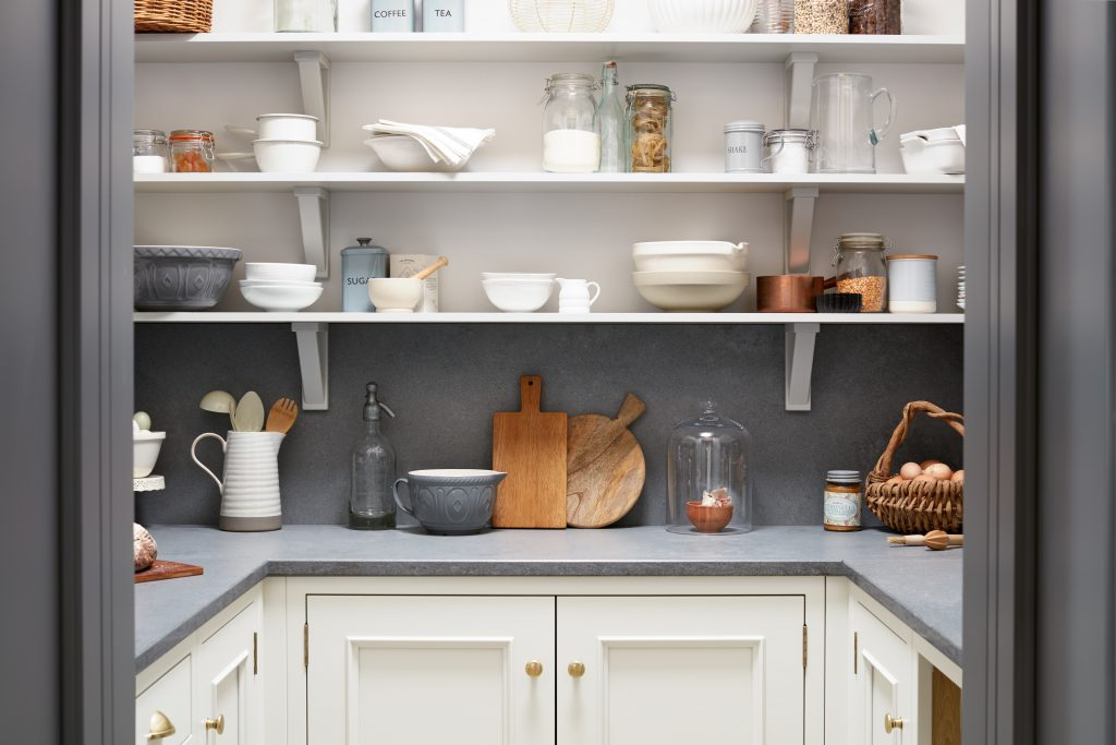 Kitchen trends pantry